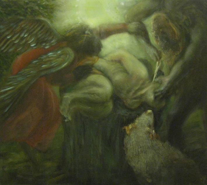 stopp-2012-olio su tela-182x205 cm