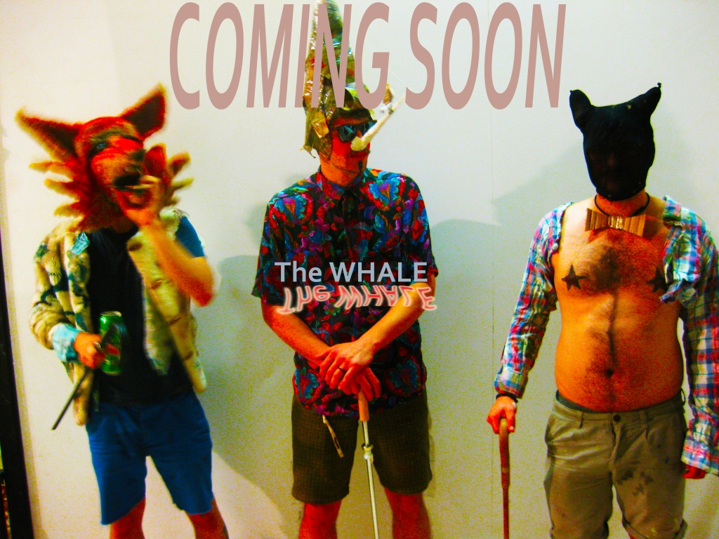 tHE wHALE COPERTINA video