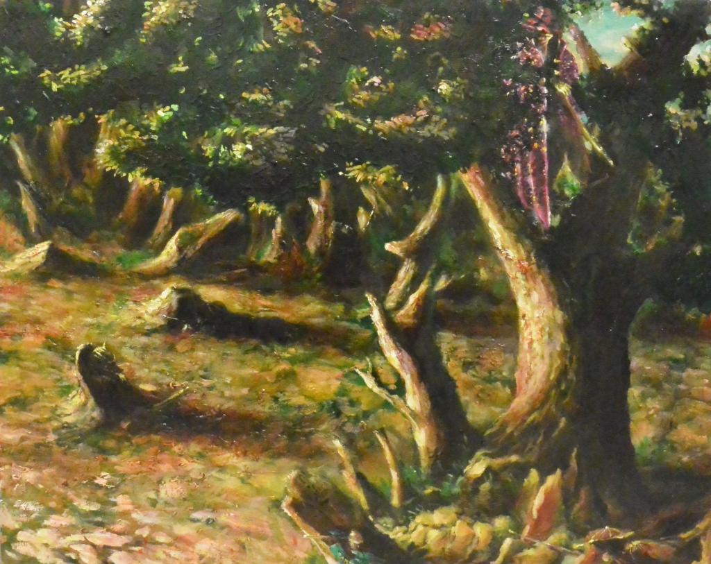 7 cecchini-2015-95x123 cm-olio su tela